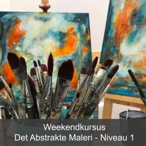 Malekursus det abstrakte maleri
